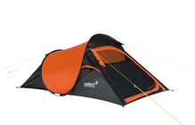 Gelert Quickpitch Compact 2 red orange/charcoal